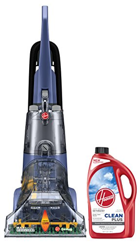 Buy Bargain Hoover Max Extract 60 Pressure Pro Carpet Deep Cleaner, FH50220 and Hoover CLEANPLUS 2X ...