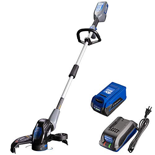 Buy Discount Westinghouse 40V Cordless String Trimmer/Edger, 2.0 Ah Battery and Charger Included