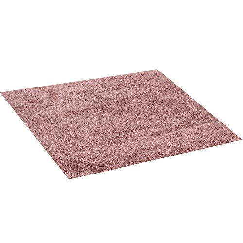 GHGMM Teppich Fußmatten, Einfach modern rutschfest Schallschutz Teppich, Passend für Wohnzimmer Kaffetisch Sofa Schlafzimmer, waschbar,Purple,100 * 200cm