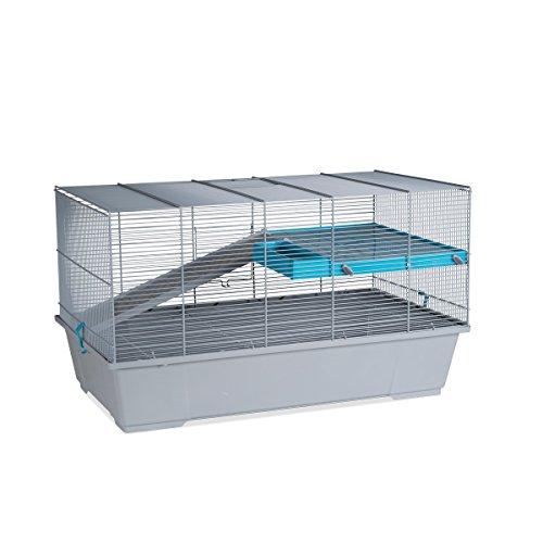 VOLTREGA J de 76030 Cage pour Rat 252 Gris