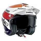 HEBO - Casco Moto Trial Zone 5 MONTESA Team III (L 59-60 cm.)