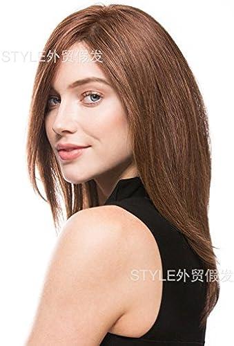 Con 100% de calidad y servicio de% 100. LIU Haichang Haned Lady'S Peluca Sheathperformance Moda, Moda, Moda, realismo Natural, peluquería, salón de peluquería y Partido, Cosply  Venta al por mayor barato y de alta calidad.