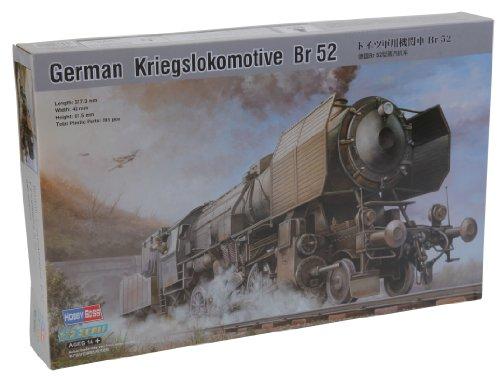 Hobby Boss 82901 Modellbausatz German Kriegslokomotive  BR-52