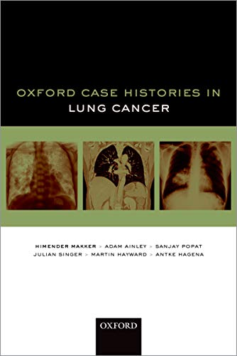 Oxford Case Histories in Lung Cancer (English Edition)