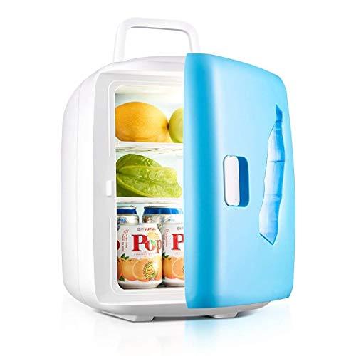 IRVING Refrigerador para Auto de 15 litros, Mini pequeño enfriamiento y calefacción de Doble Uso (Color : A)