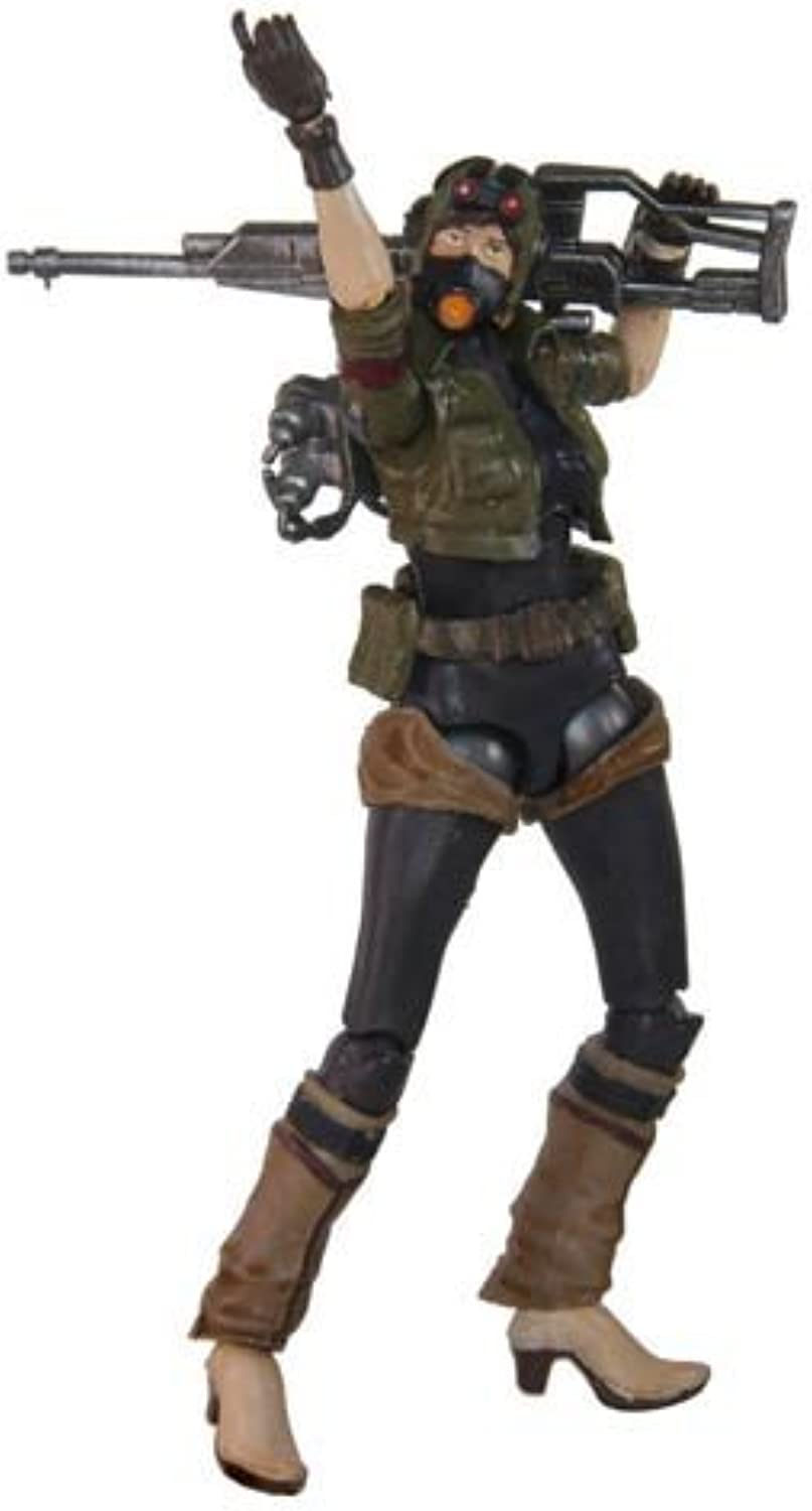Toy Notch Lost Planet 2 Waysider Femme Action Figure by Toy Notch