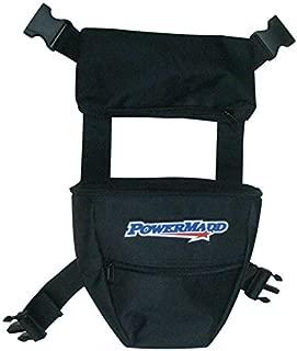 PowerMadd 73602 Black Bar Bag Deluxe (Hat Sack Deluxe)