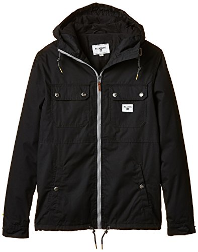 BILLABONG Herren Jacke Matt, Stealth, L