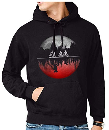 Sudadera de Hombre Stranger Things Once Series Retro 80 Eleven Will 034 M