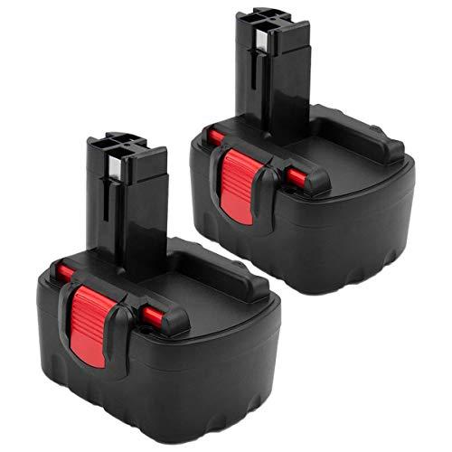 2x Exmate 14.4V 3.5Ah para Batería Bosch 2607335275 2607335533 2607335534 2607335711 2607335465 2607335685 2607335678 2607335276 BAT038 BAT040 BAT041 BAT140 BAT159 13614 13614-2G