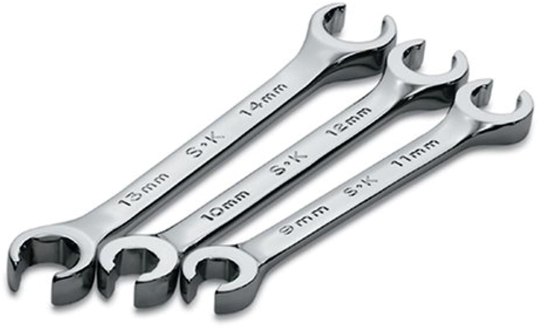 SK 373 SuperKrome SuperKrome SuperKrome 3 Stück 6 Point 10-millimeter zu 14-millimeter Flare Mutter Schlüssel Set B0002STUJ2 | Verbraucher zuerst  fc883d