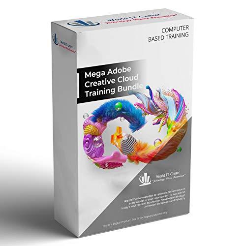 Paquete de capacitación Mega Adobe Creative Cloud
