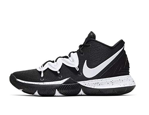 Nike Kyrie 5 Basketball Shoes nkCN9519 002 (12 D(M) US) Black/White