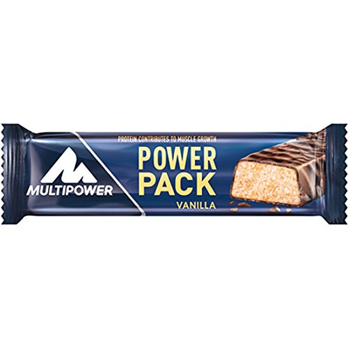 Multipower Power Pack Classic 24 barritas x 35 gr - Sabor - Vainilla