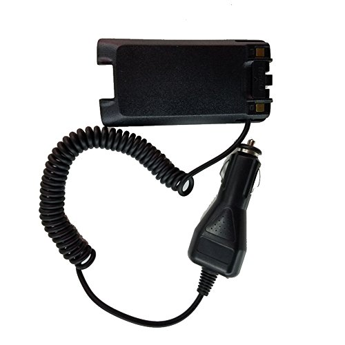 Car Charger Battery Eliminator For TYT MD-390/MD-390G Digital Mobile Radio DMR Two Way Radio