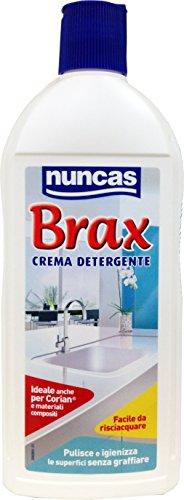 Nuncas Detergente Brax ml. 500, confezione 1 pezzo