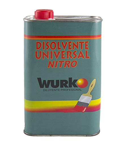 Cuadrado - Disolvente universal lata cuadrado 1 l