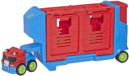 Playskool Heroes Transformers Rescue Bots Academy Flipracer Trailer -$6.20(69% Off)