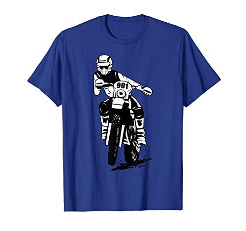 Classic Enduro T-Shirt Moto Cross Supermoto Motorrad