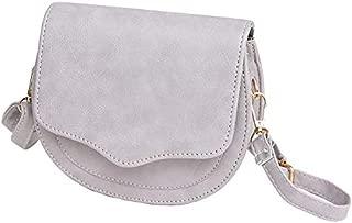 TOOGOO New Women Pu Leather Crossbody Bags Tassel Shoulder Bag Designer Handbags Female Messenger Bag Women Tote Pink