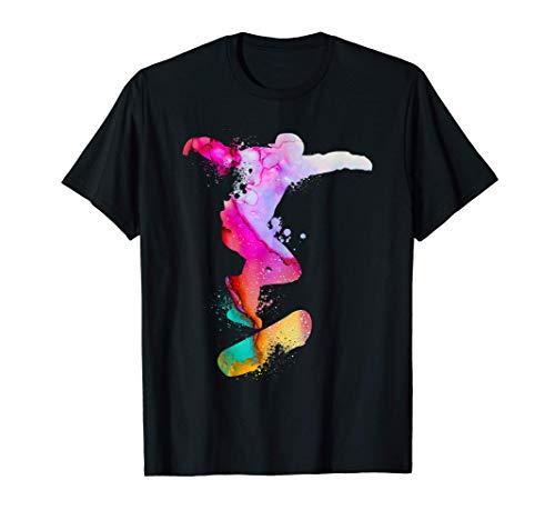 Vintage Skateboarder Skateboards Skateboard | Skaten Skater T-Shirt