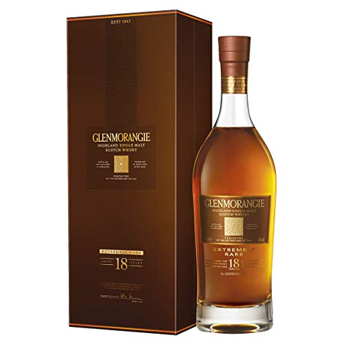 Glenmorangie Highland Single Malt Scotch Whisky 18 Jahre (1 x 0.7 l)