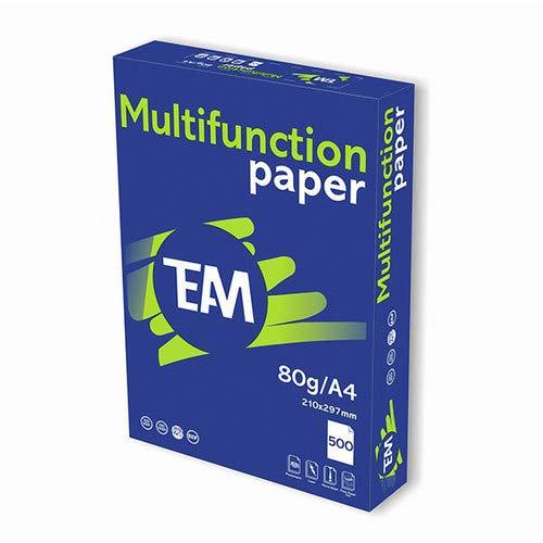Kopierpapier A4 80g TEAM 500 Blatt
