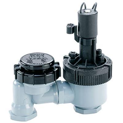 Toro 53763 3/4-Inch Anti-Siphon Jar Top Underground Sprinkler System Valve with Flow Control