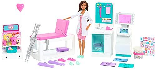 Mattel- Muñeca Barbie, Multicolor (A2102519)