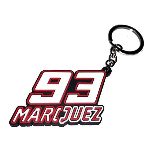 (MM93) LLAVERO MARC MARQUEZ 93 MOTO GP MM93