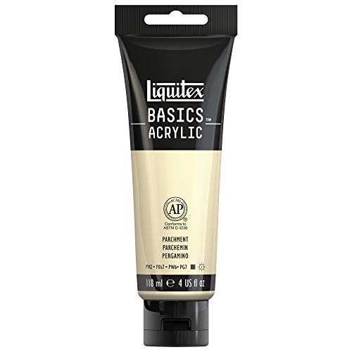 Liquitex Basics Colore Acrilico 118ml - Pergamena