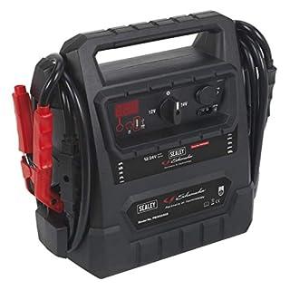 Sealey PBI4424GS 12/24V RoadStart Emergency Jump Starter 4600 Peak Amps - DEKRA Approved, Red (B07B618XN9) | Amazon price tracker / tracking, Amazon price history charts, Amazon price watches, Amazon price drop alerts