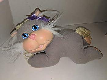 Vintage Cabbage Patch Crimp N Curl Pets Cat Kitten Plush