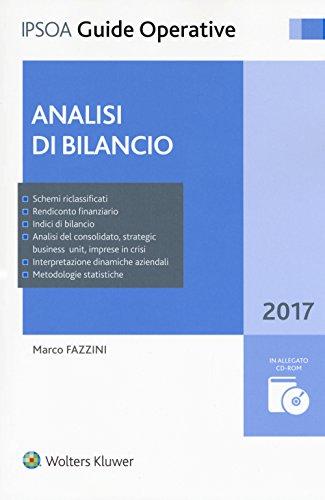 Analisi di bilancio. Con Contenuto digitale per download e accesso on line. Con CD-ROM