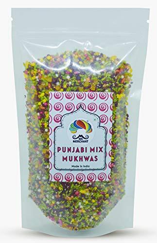 Punjabi Mix Mukhwas - Indian Mouth Freshener, 400 gm (14.10 OZ) By Mr. Merchant