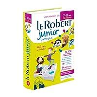 Le Robert Junior Poche Plus (Dictionnaires Scolaires)