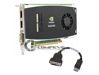 nVidia Quadro FX1800 PCI-e x16 768MB GDDR3 DVI-I 2DP