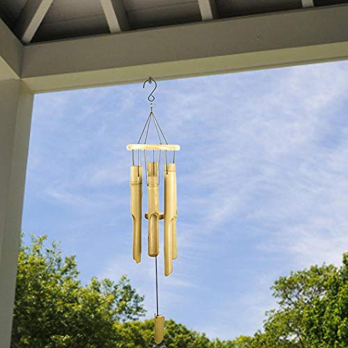 POLARIS Windchime Argent-handcrafted for superior performance musicale 55 cm.