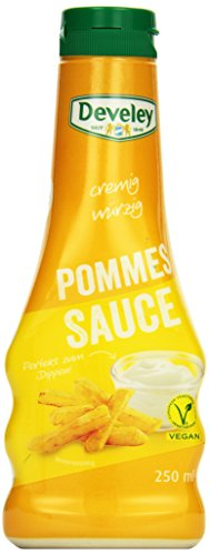 DEVELEY Pommes Sauce, 8er Pack (8 x 250 ml)