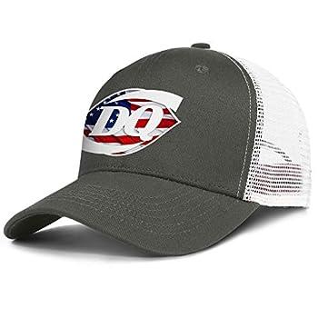 Men and Women Baseball Cap Dairy-Queen-DQ-ice-Cream-American-Flag- Ball Designer Caps Vintage Adjustable Hats