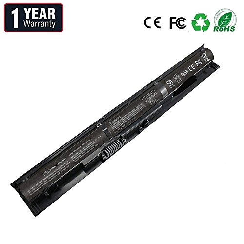 BYDT VI04 battery TPN-Q140 TPN-Q139 756743-001 756746-001 HSTNN-Lb4N HSTNN-Ub4N Laptop battery for HP envy 14 15 17 pavilion 15 17 probook 450 g2 455 g2 notebook replacement Battery, 14.8V 38Wh 4 Cell