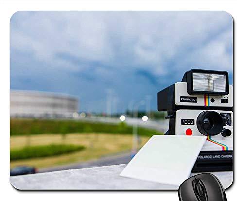 Mouse Pad - Polaroid Camera Photography Technology Photo Paper 2