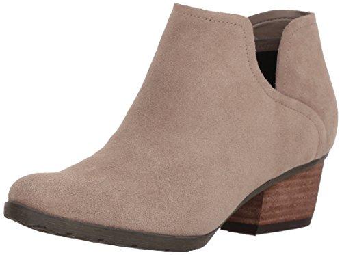 Blondo Women's Victoria Waterproof Rain Shoe, Mushroom Suede, 9.5 M US