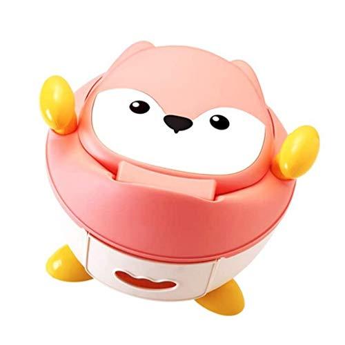 LXZDZ Enfants Potty, bébé Siège de Toilette avec sièges rembourrés, Garçon Fille Urinoir Kid tiroir avec Accoudoirs