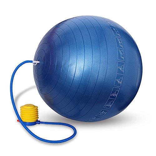 Anti Burst Ball with Foot Pump (65CM)