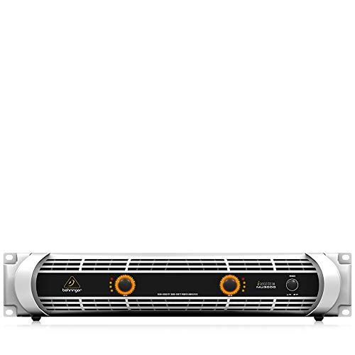 BEHRINGER Power Amplifier (NU3000)