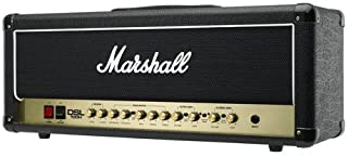 Marshall DSL Series DSL100H 100-Watt All-Tube Guitar Amplifier Head - Black