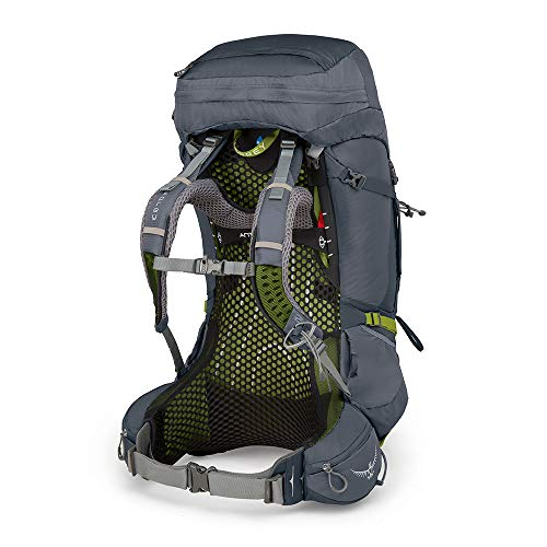 Osprey Atmos Ag 65 Backpack, Abyss Gray, Small