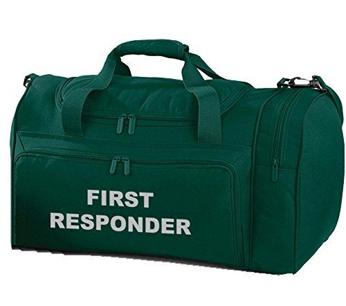 Erste-Hilfe-grün, Reisetasche, Tragetasche für erste leistende, Krankenwagen, Rettungssanitäter, Medic Doctor