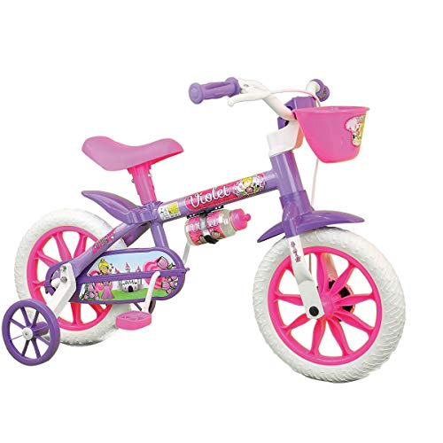 Bicicleta Violet Aro 12 Nathor